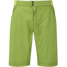 Mountain Equipment Inception - Pantalones cortos Hombre - verde